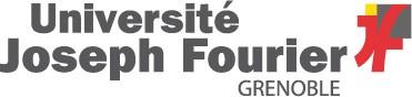 Université Joseph Fourier Grenoble logo
