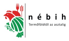 Nébih logo