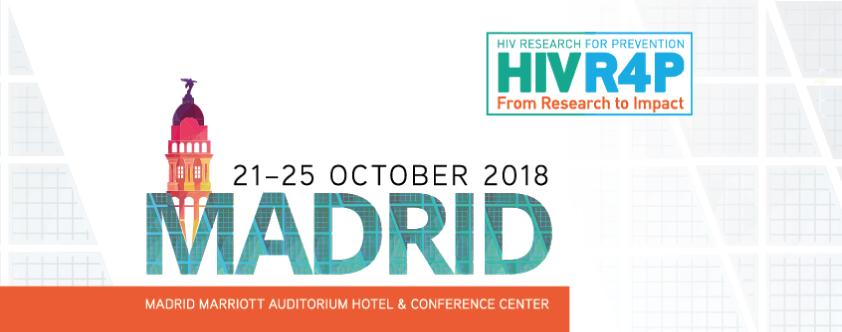 HIVR4P 2018 logo