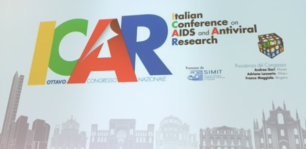 Italian Conference on AIDS and Antiviral Research logo